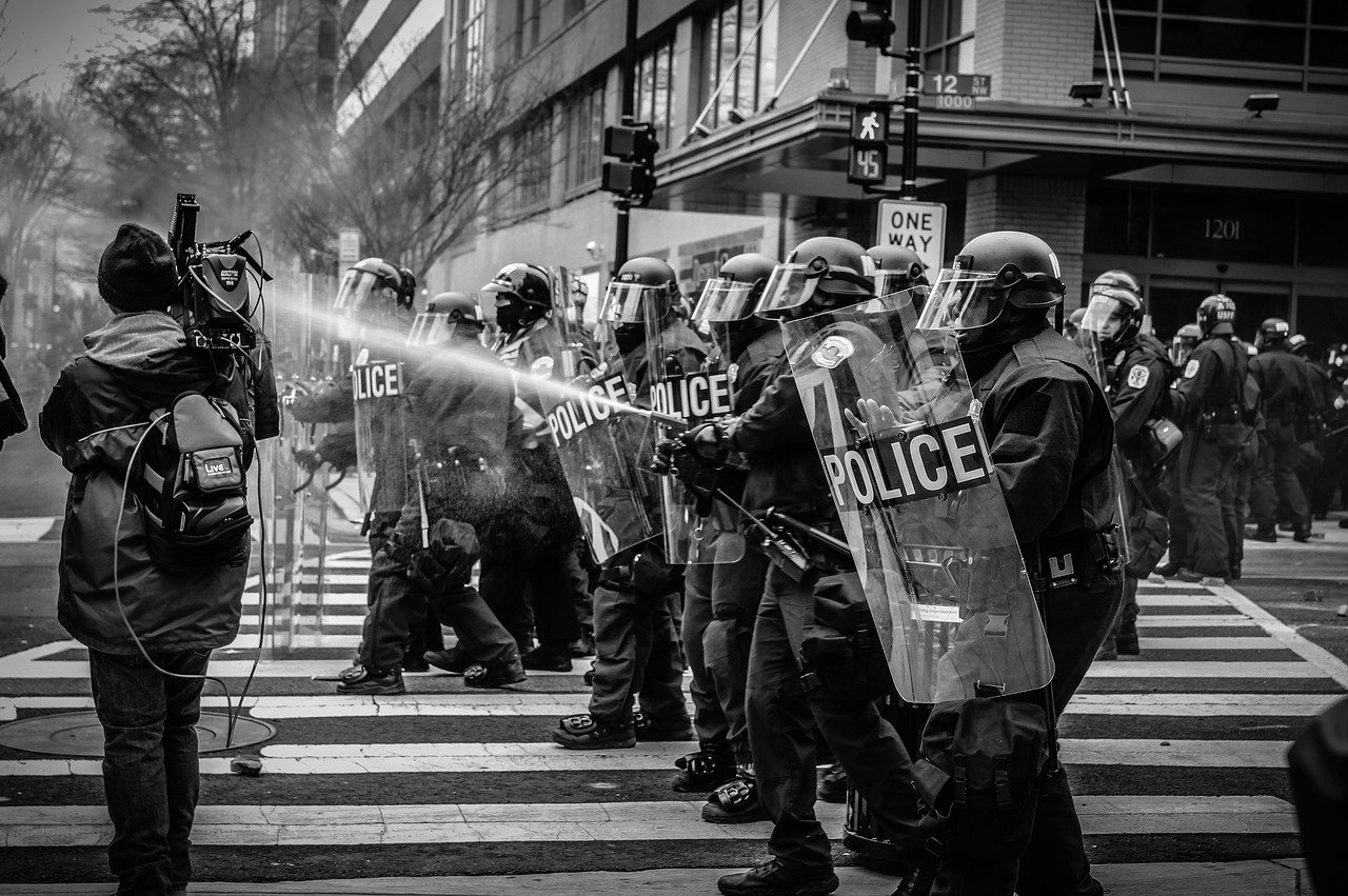 Green groups sue US Homeland Security department over environmental impacts of tear gas use