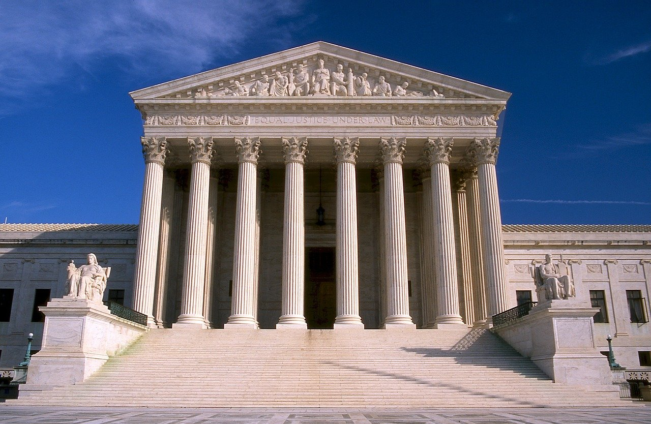 Supreme Court hears arguments in complex case over bond eligibility for detained non-citizens