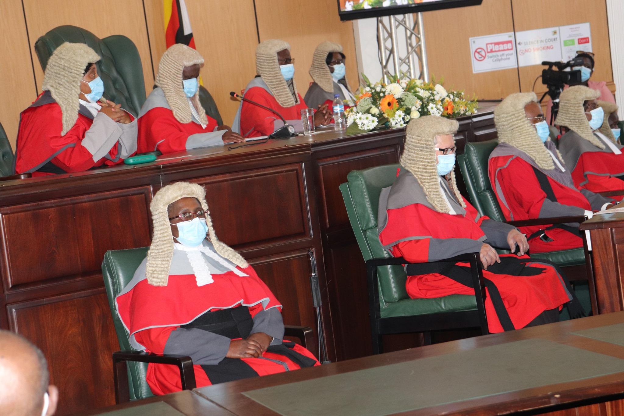 Zimbabwe court rules national pledge unconstitutional