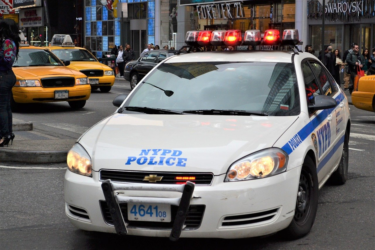 New York police sued for using excessive force on peaceful protester