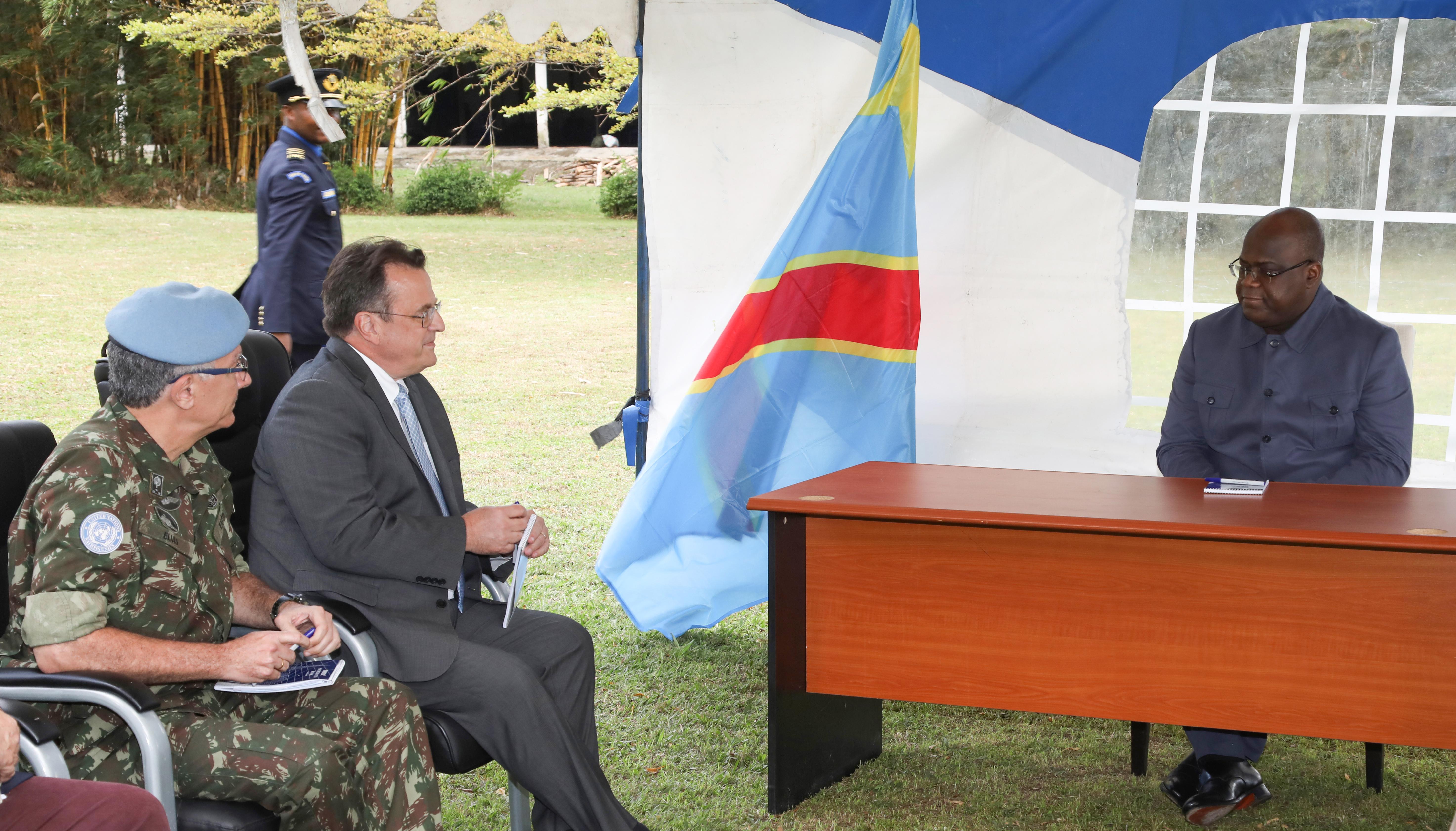 DR Congo president pardons 26 men convicted for the assassination of Laurent Kabila