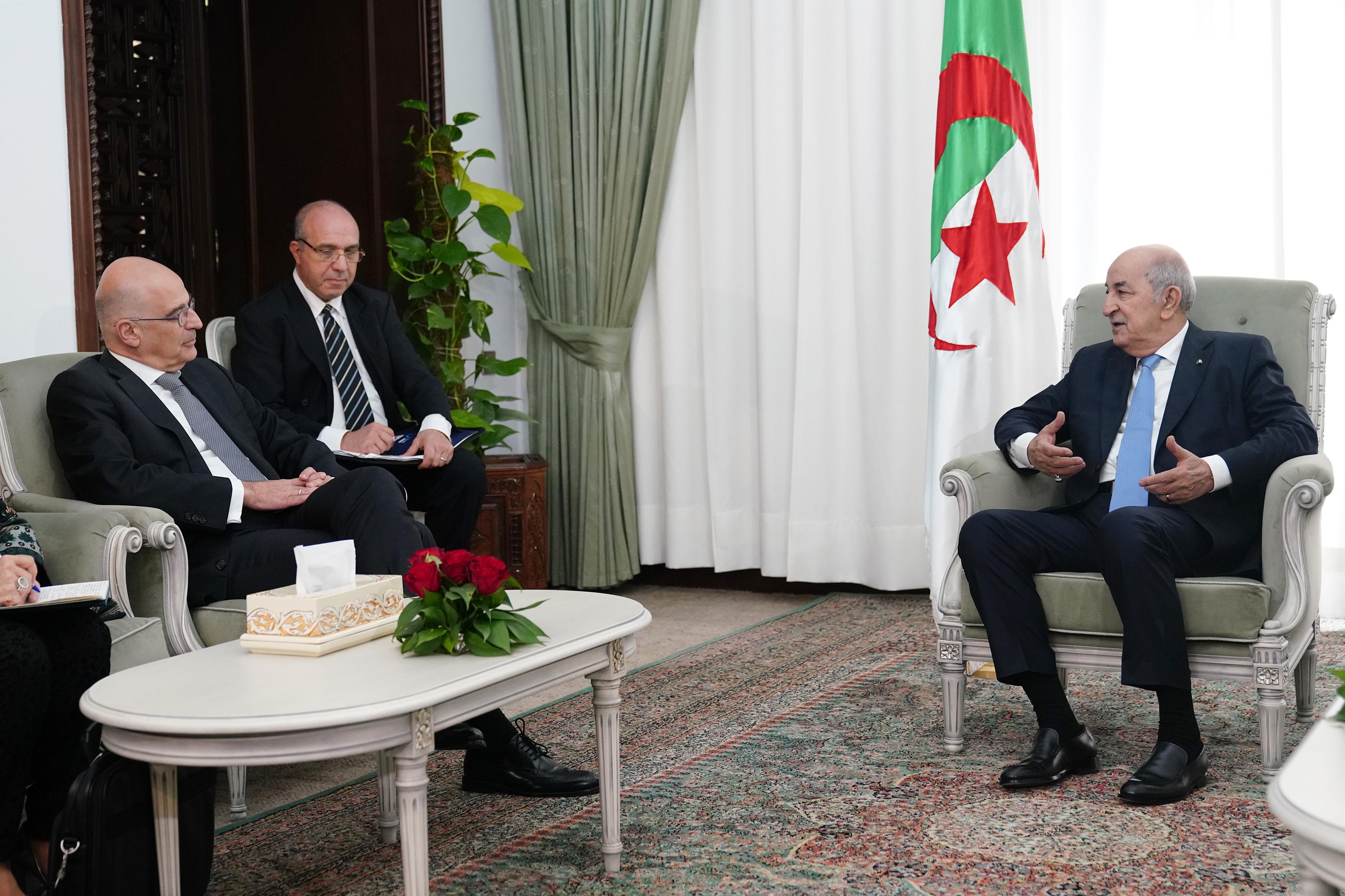 Algeria president signs decree adopting new constitution