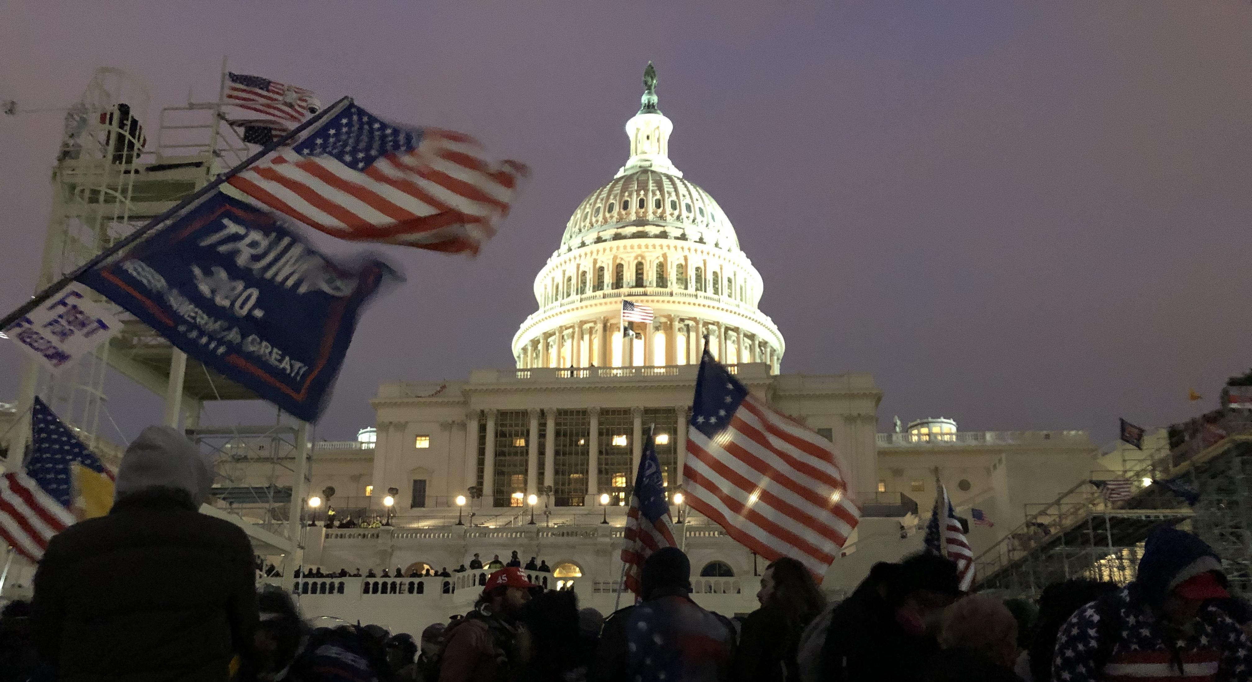 House Speaker Pelosi proposes commission to investigate Capitol attacks