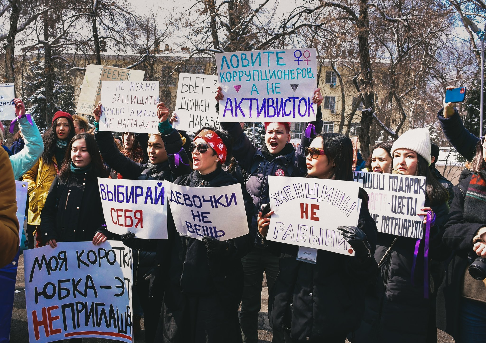 Kazakhstan activists sentenced for involvement with banned political groups