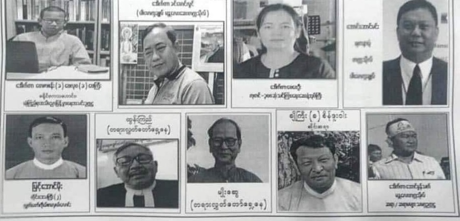 Myanmar arrest warrant issued for Mandalay lawyer who condemned military coup as illegal