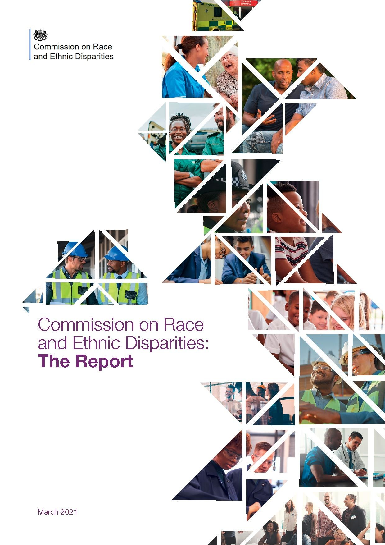 UK commission responds to criticism of report on racial equality