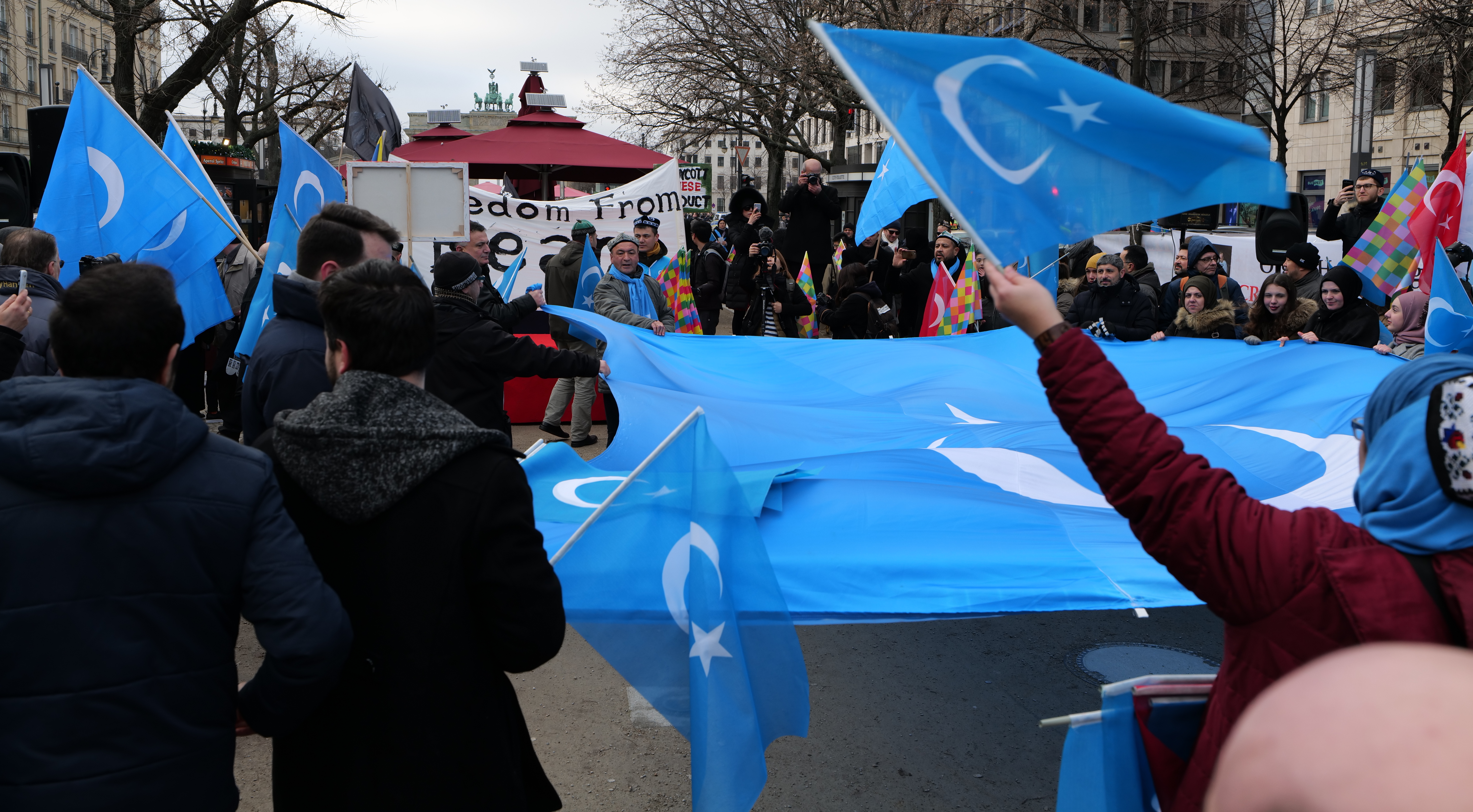UK lawmakers declare China's treatment of Uyghurs genocide