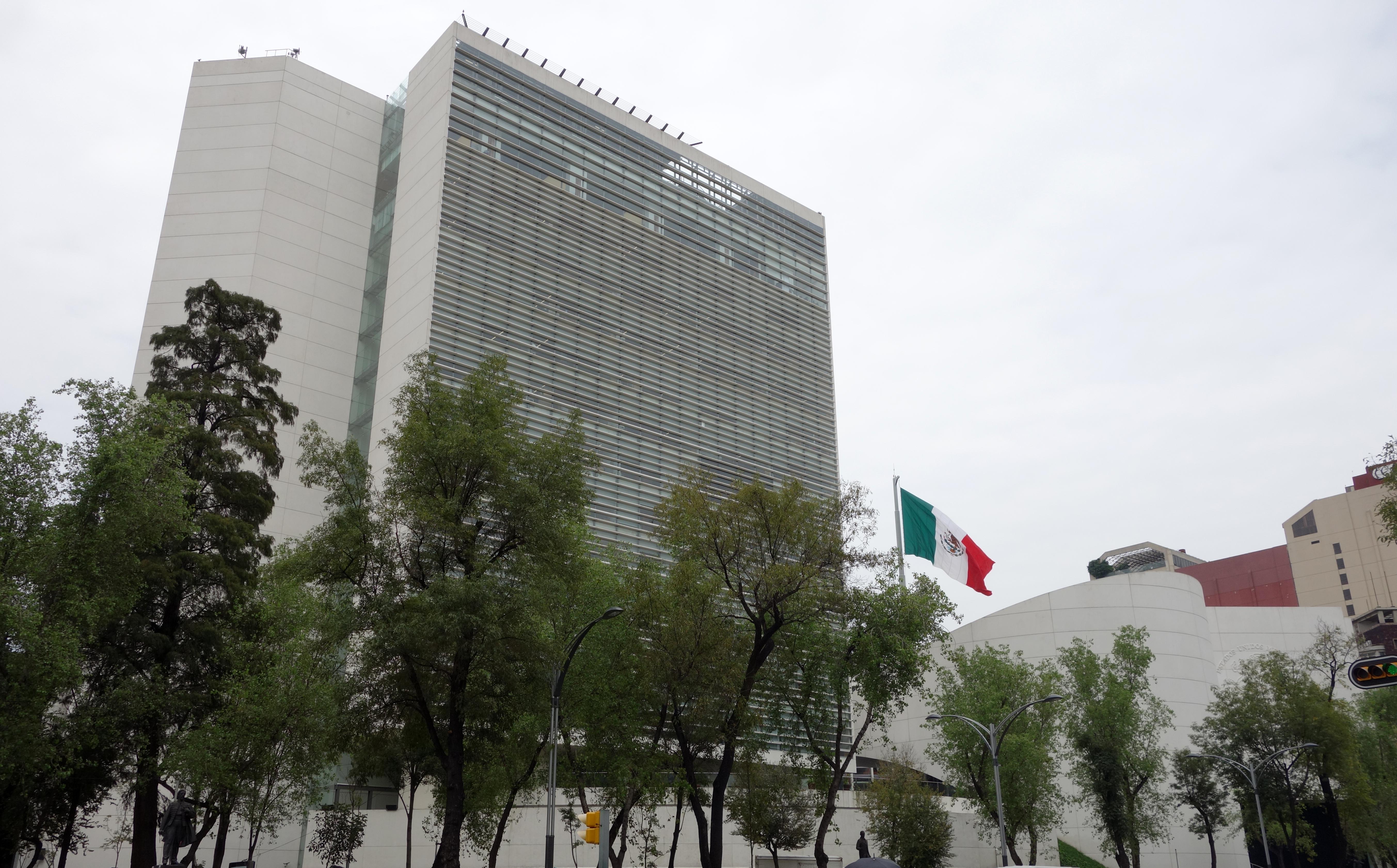 Mexico senate votes to extend high court president's term