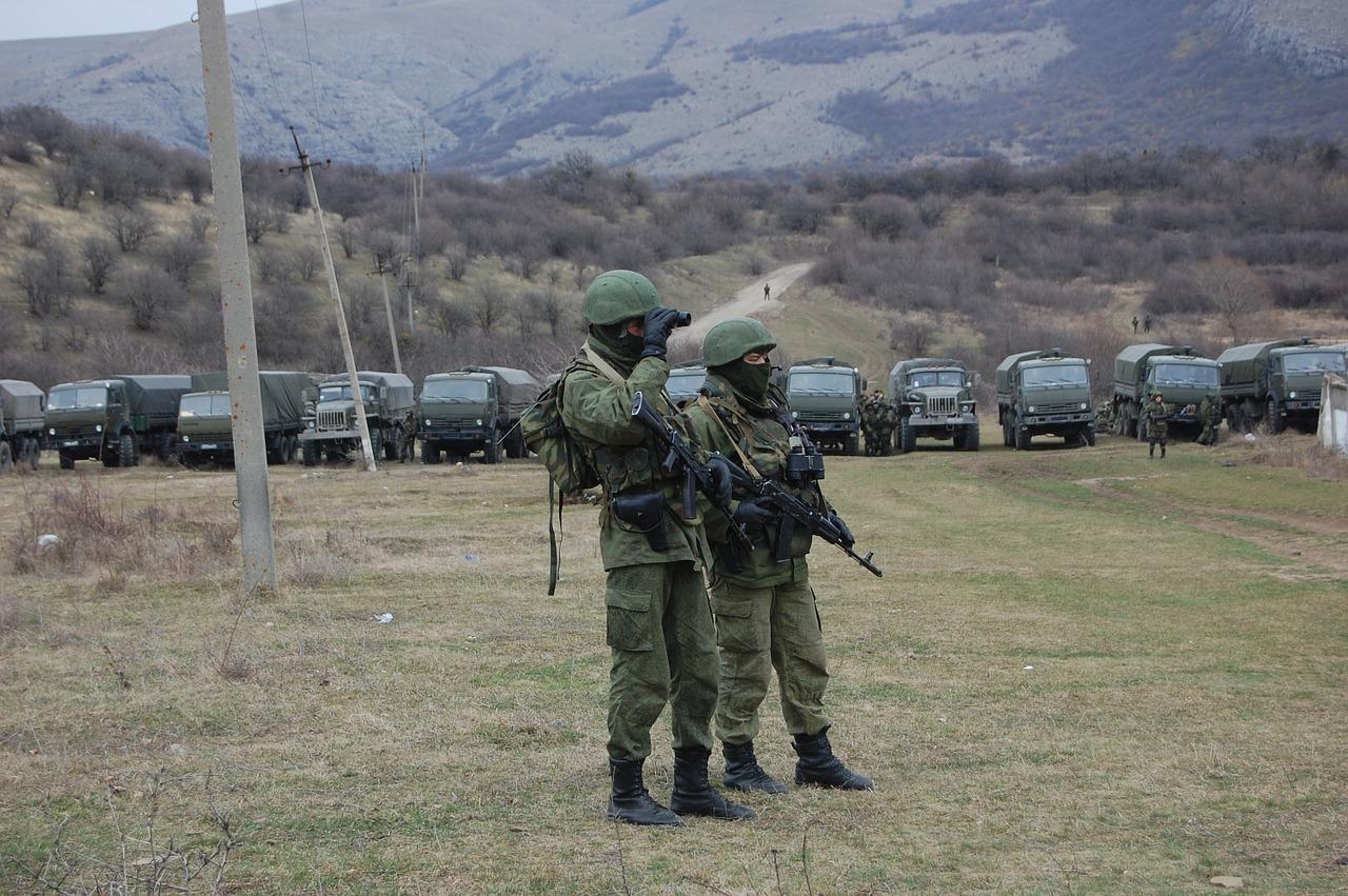 EU condemns Russian 'conscription campaign' in Crimea