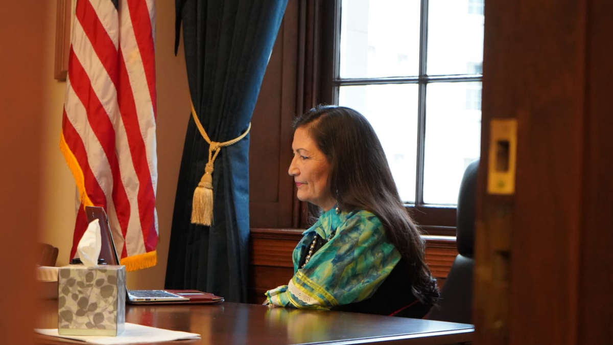 US Interior Secretary announces Indian boarding school investigative initiative