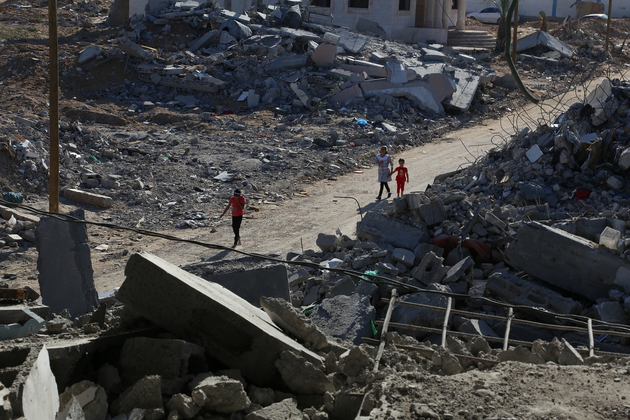 HRW calls for ICC inquiry into war crimes in Gaza, urges US to condition assistance to Israel