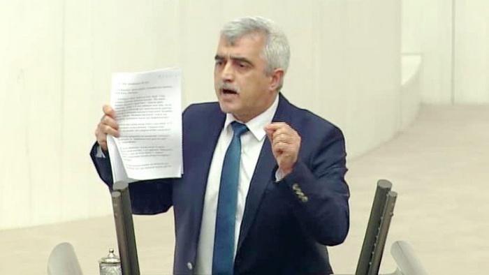 Pro-Kurdish politician Gergerlioglu regains membership in Turkish parliament