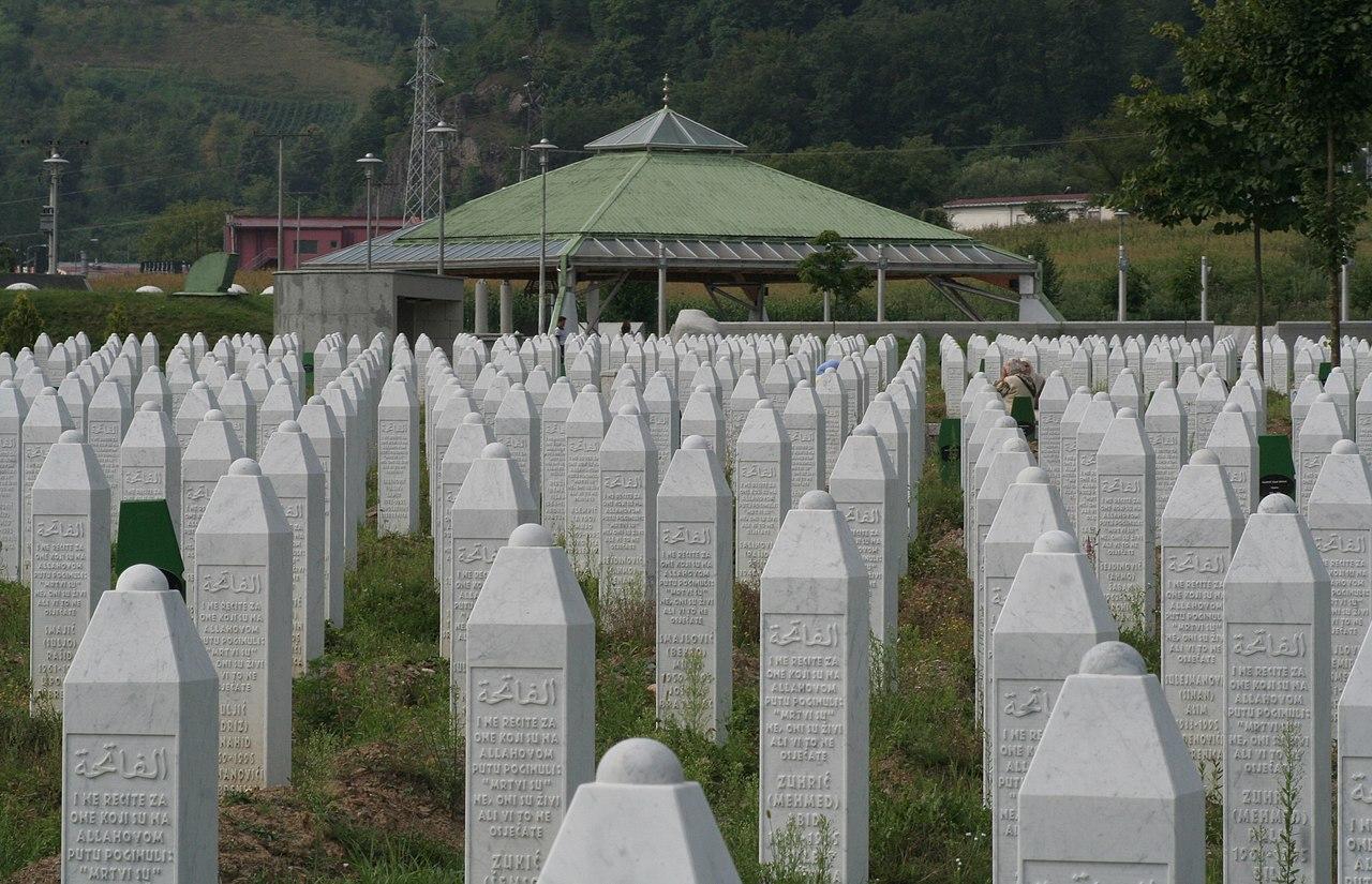 Bosnia criminal code amendments outlaw denial of genocide, glorification of war criminals