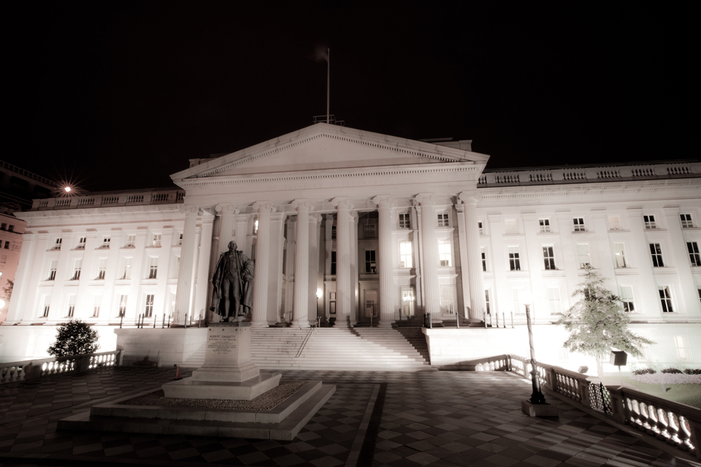 US Treasury sanctions cryptocurrency exchange for allegedly facilitating ransomware