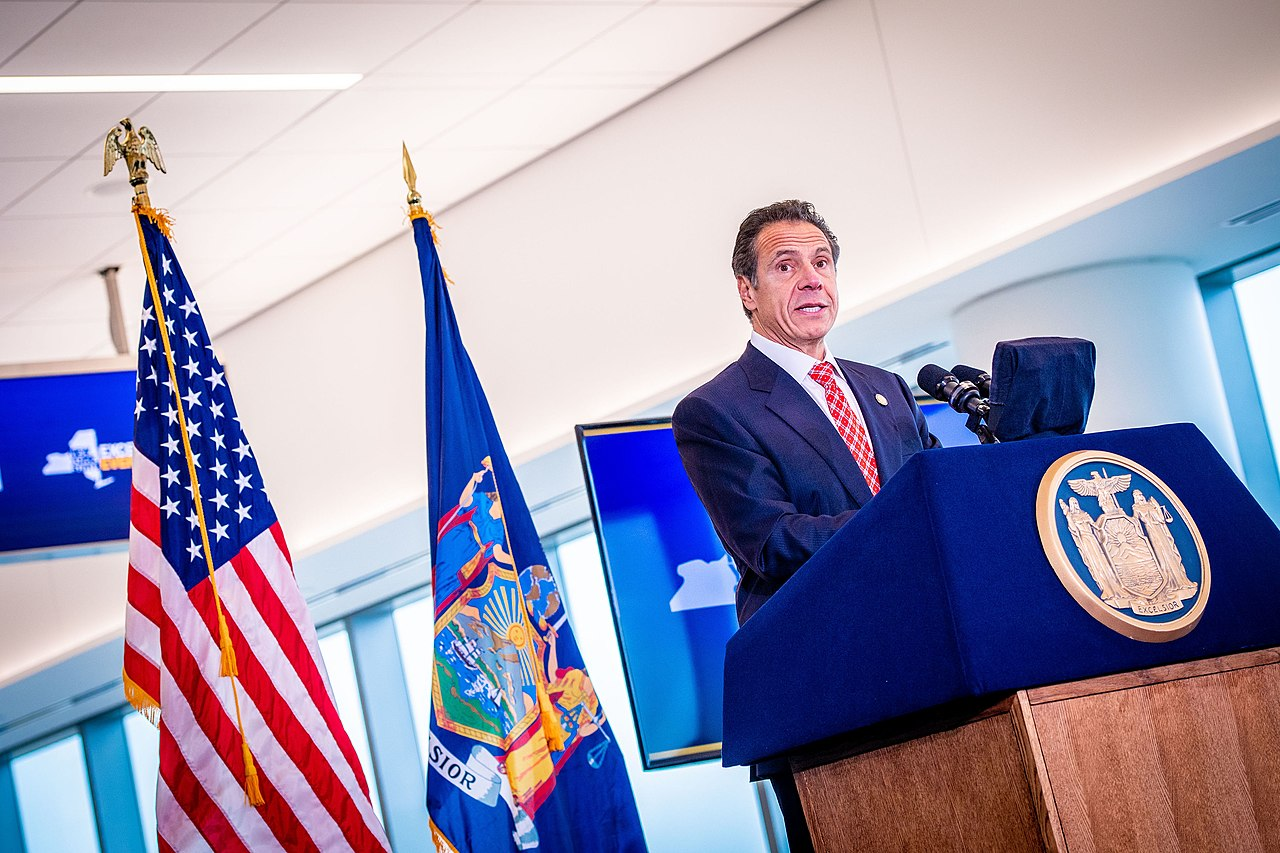 New York AG finds Governor Cuomo sexually harassed multiple women