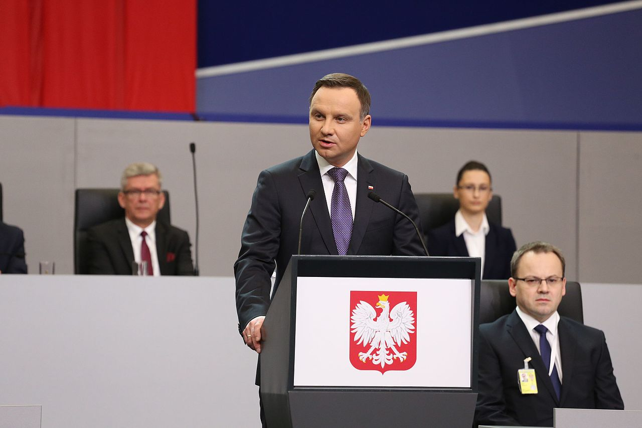 Poland president signs controversial bill impacting Holocaust survivors and their families