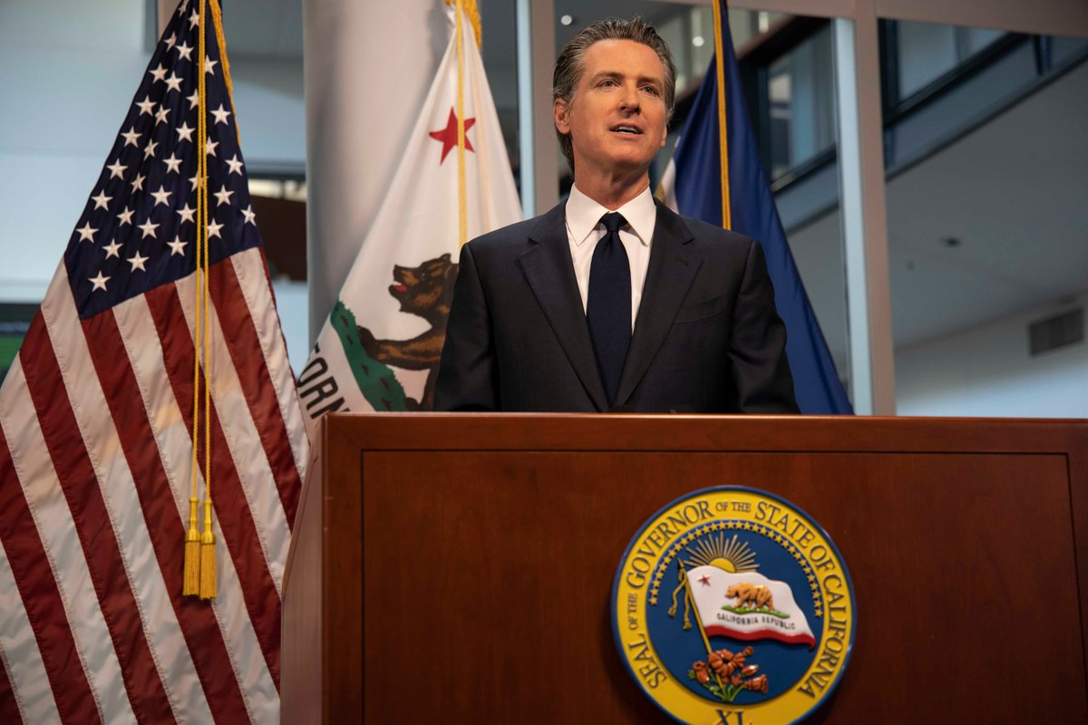 Judge declines to block California governor from labeling recall elections a Republican, Trump-base effort