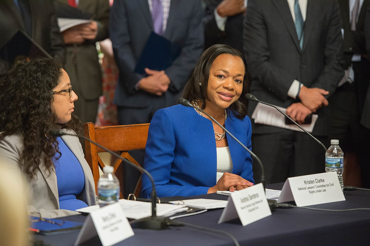 US Assistant AG for Civil Rights Division urges Congress to restore Voting Rights Act
