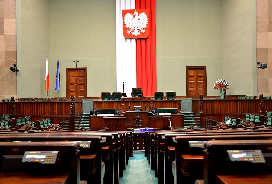Poland's lower house of parliament approves controversial media reform legislation