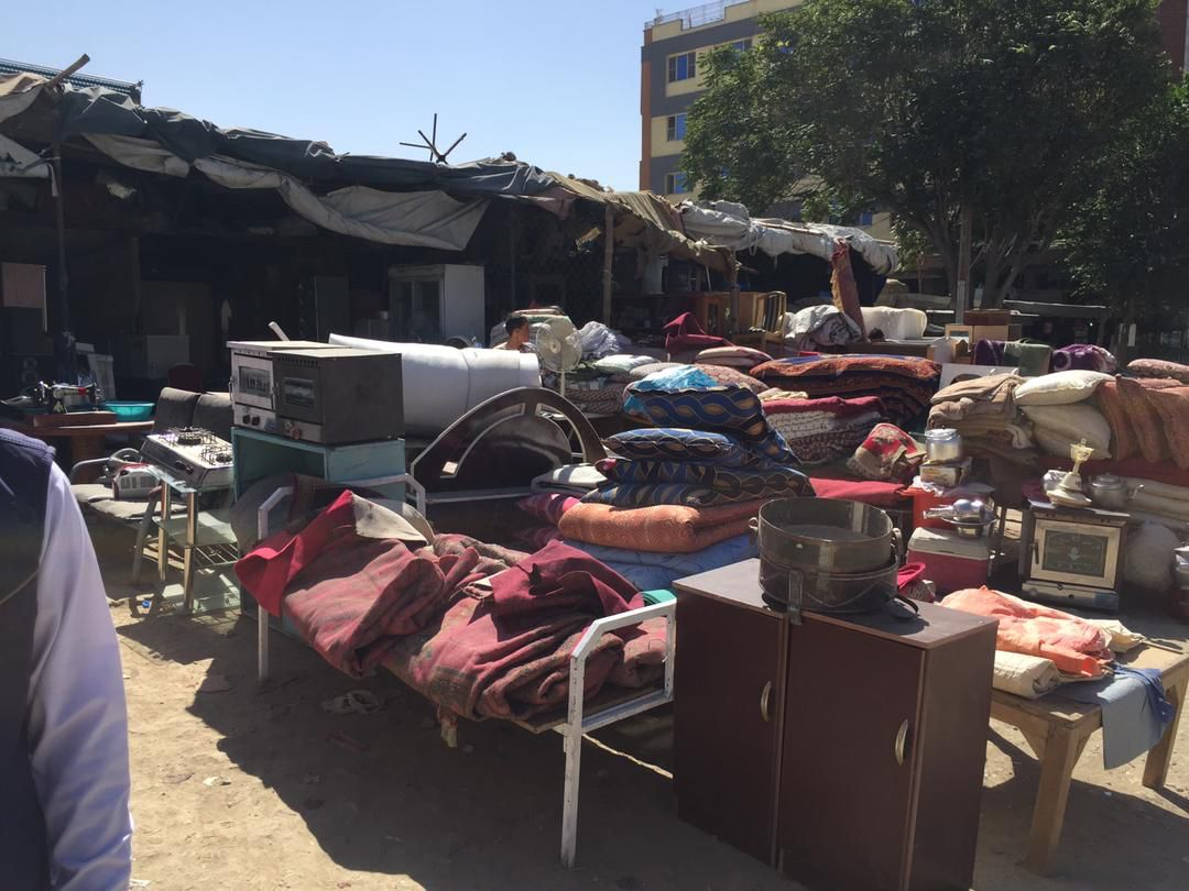 """Afghanistan dispatches: """"People are selling their household goods out of extreme poverty."""""""